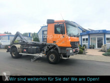 camion Mercedes Actros 1841 Abrollkipper Palift Klima 4x4