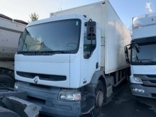 Camion fourgon polyfond Renault Premium 270 DCI