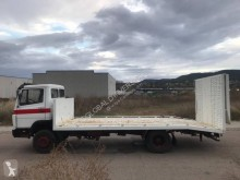 Mercedes heavy equipment transport truck 1317