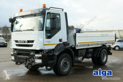 Iveco three-way side tipper truck AD190T45/4x2/Meiller/4,7 m. lang/AHK/452 PS!