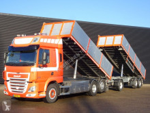 DAF 460 trailer truck used tipper