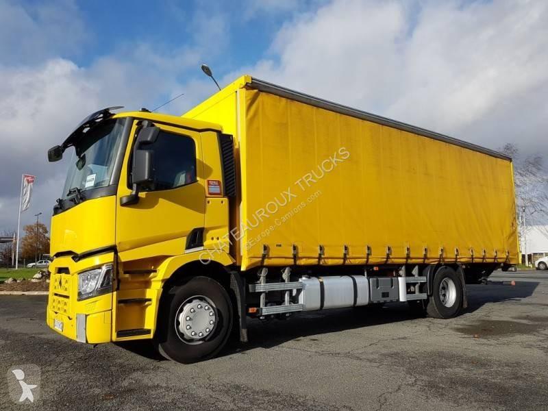 Voir les photos Camion Renault Gamme T 460.19 DTI 11