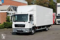 Camión MAN TGL 12.180 EURO 5/ Koffer 7,5m/ Seiten Tür/ LBW furgón usado
