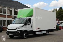 ciężarówka Iveco Daily 70C17 EURO 6 Koffer 6,2m/LBW/Klima