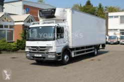 Camión frigorífico Mercedes Atego 1318 Carrier Supra 950/Strom/Türen/LBW/FRC