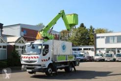 Camion nacelle Renault Midlum 220 E5 Arbeitsbühne 192CPM 19m/Korb 200kg
