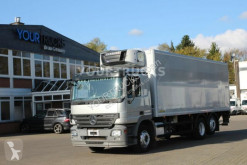 Mercedes Actros 2541 EURO 5 /Carrier Supra 850/Retarder truck used refrigerated