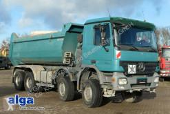 vrachtwagen Mercedes 4144 AK Actros 8x8, 18m³, Klima, Schalter,Allrad