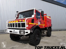 camión Unimog Mercedes Benz, U1550 L320, SIDES CCF2000 ltr. feuerwehr - fire brigade - brandweer, Pomp