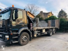 Iveco heavy equipment transport truck Stralis 420