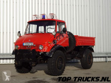 Unimog Mercedes-Benz 416 BE - - 6 Cilinder -
