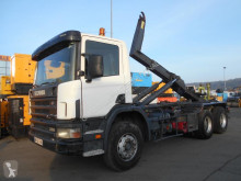 Scania C 114C380 truck used hook arm system