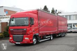 camion DAF XF105.460 Space Cab E5/Hubdach/Volumen ZUG!!