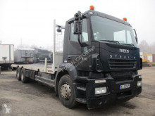 Camion porte engins occasion Iveco Stralis 310