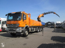 Mercedes Actros truck used flatbed