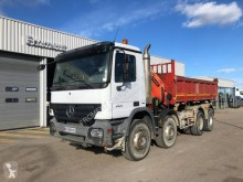 Mercedes Actros 4141 truck used three-way side tipper