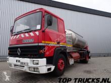 camion Renault V8 R 390 - 10.000 ltr. Inox Tank - Telma brake!
