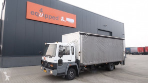 Used box truck Volvo FL