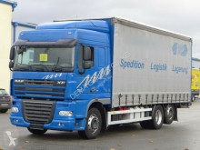 ciężarówka DAF XF 410*Euro 5*TÜV*AHK*Lift*Edscha*Standkl