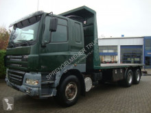 camion DAF 480 STEEL SPRINGS 8 M CHASSIS