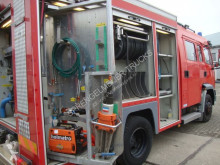 Camion DAF 55 holmatro equipment pompiers occasion