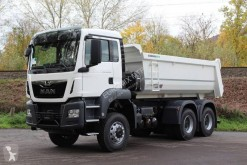 MAN construction dump truck TGS