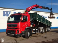 Camion Volvo FMX 420 benne occasion