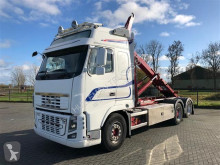 Camion Volvo FH750 - SOON EXPECTED - 6X2 HOOK RETARDER HUB REDUCTION EURO 5 polybenne occasion