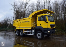 Camion benne MAN TGS 40.480 BB-WW 6x6 TIPPER TRUCK MINING - ROCK BODY WITH ALLISO