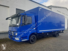 Camion Mercedes Atego 816 L 4x2 816 L 4x2, Kleiderkoffer, Dautel LBW fourgon occasion