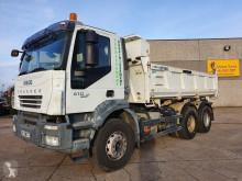 Iveco LKW Kipper/Mulde Trakker 410