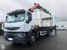Camião estrado / caixa aberta estandar Renault Premium Lander 310.19