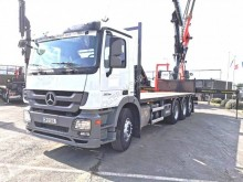 Camion cassone standard usato Mercedes Actros 3241