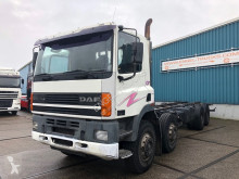 camion DAF FAD 85-380CF FULL STEEL (EURO 2 / FULL STEEL SUSPENSION / REDUCTION AXLES / AIRCONDITIOING)