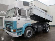 DAF 2500 truck used three-way side tipper
