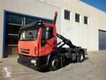 Camion polybenne occasion Iveco Eurocargo 140 E 25