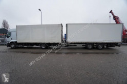 Used box trailer truck Renault Premium 450