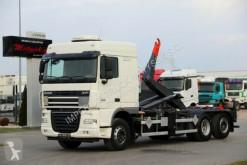 camião DAF XF 105.460 / 6X2/ HOOKLIFT / DALBY SHM3/RETARDER