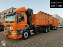 camion DAF CF 85.460 / Lenkachse / Kran / Komplett!!