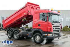Scania three-way side tipper truck G480CB6x4HHZ, Meiller, Klima, Schalter, 480PS