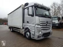 camion Mercedes 3x vorhanden Actros 1840 Pritsche Plane L 7,30m