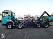 Camión MAN TGS 35.480 Abrollkipper MEILLER 8x4 multivolquete usado