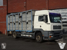 MAN TGA 18.460 truck used cattle