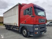 Камион подвижни завеси MAN TGA 26.480