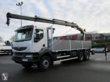 Камион платформа стандартен втора употреба Renault Kerax 430 DXI