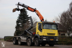Camion polybenne occasion Iveco Trakker