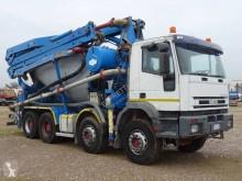 Camion béton malaxeur + pompe Iveco Eurotrakker 410E44 H