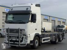 camion Volvo FH 550*Euro 5*AHK*Lenk/Lift Achse*6x2*500*540*