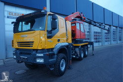 Camion plateau Iveco Trakker 450