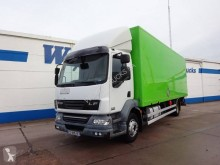 DAF LF55 220 truck used plywood box